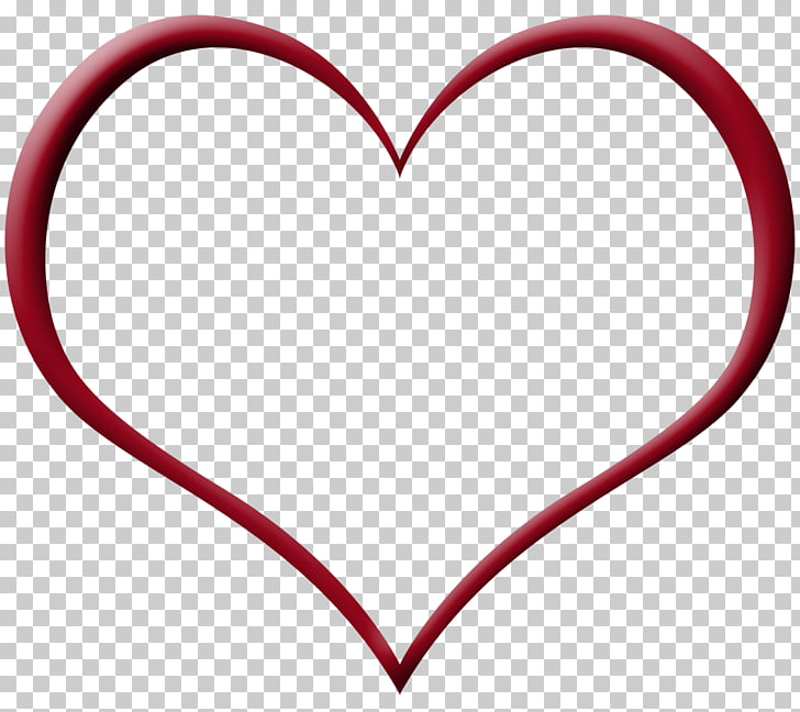 Frames Heart Decorative arts , heart frame, red heart frame.