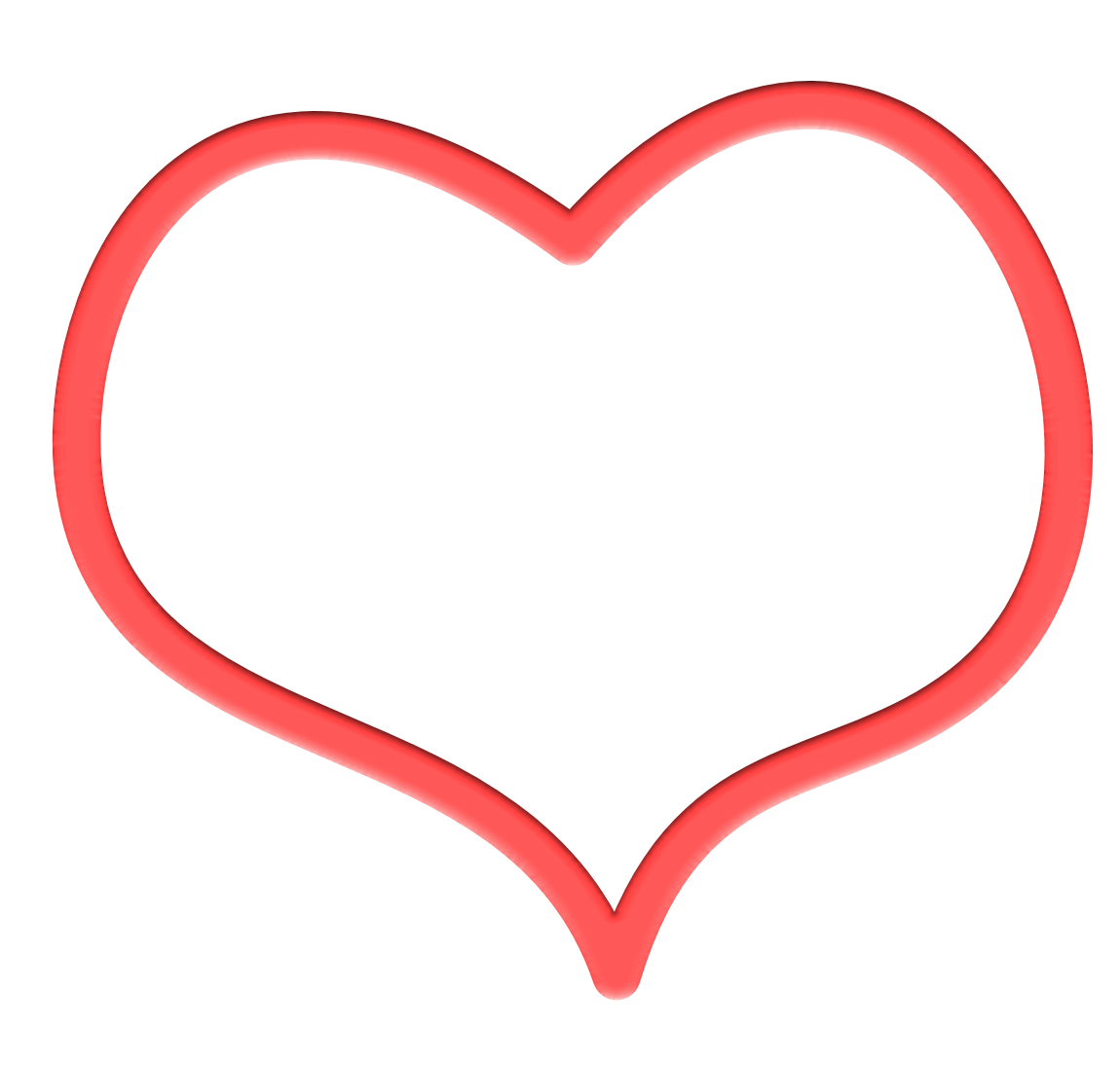Free Heart Frame Transparent, Download Free Clip Art, Free.