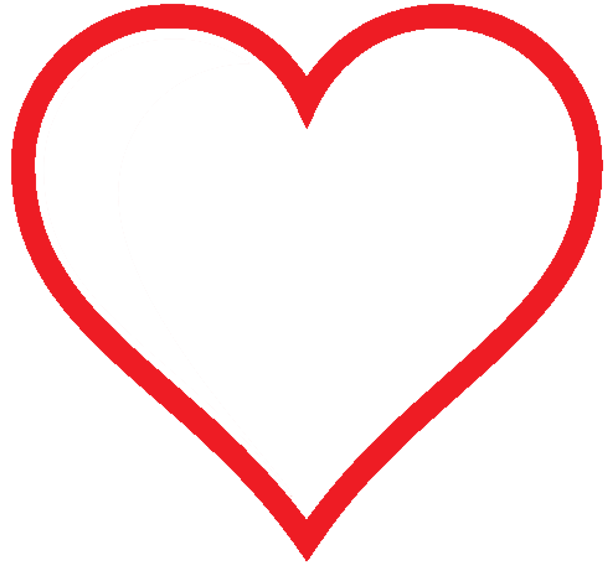 Simple Heart Clipart at GetDrawings.com.