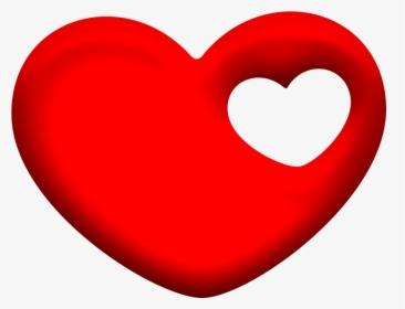 White Heart Clipart.