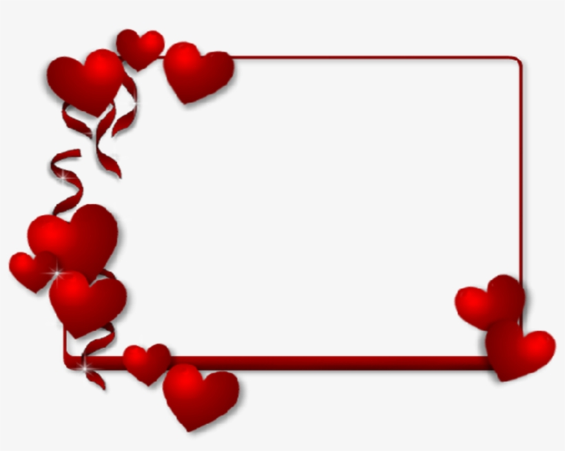 Frame Clipart Valentines Day.