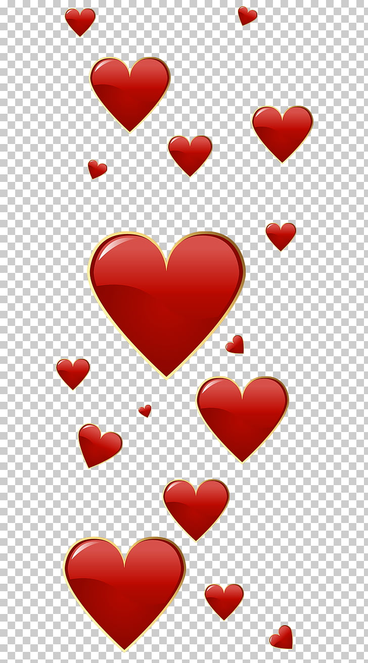 Heart Icon , Valentine Red Hearts , red heart artwork PNG.