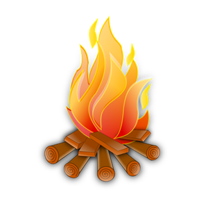 Heat Science Clipart.