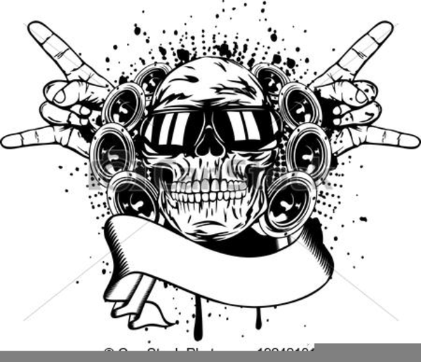 Free Heavy Metal Clipart.