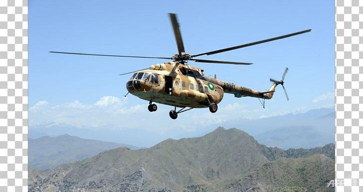 Helicopter Rotor 2015 Pakistan Army Mil Mi.