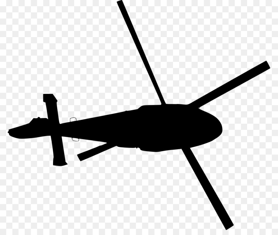 Helicopter rotor Airplane Clip art.