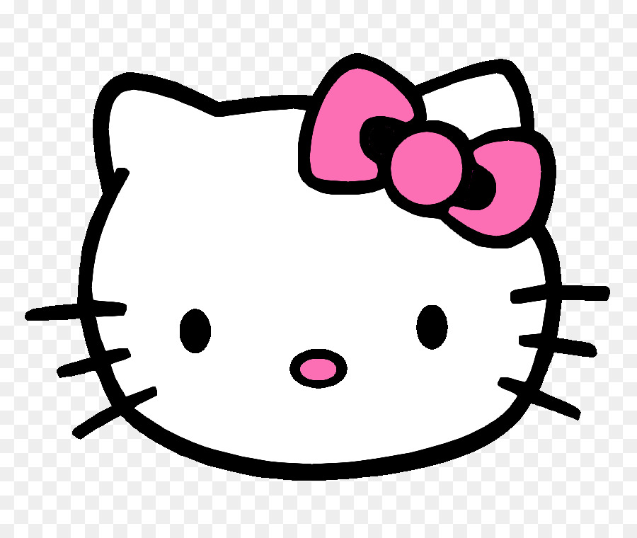 Hello Kitty Sanrio Character Clip art.