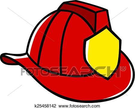 Firefighter Helmet Clipart.