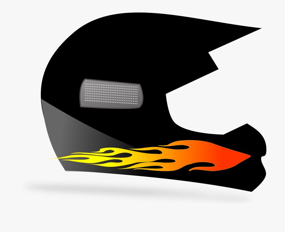 Helmet Clipart Motorbike Helmet.