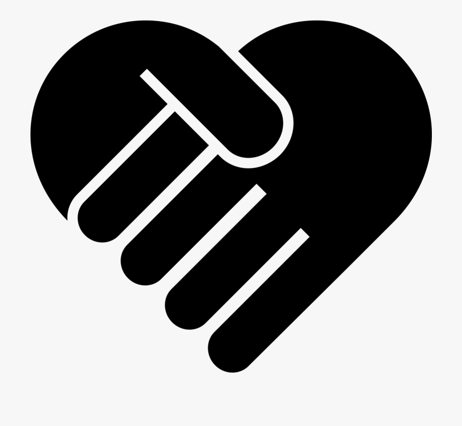 Helping Hand Heart Png , Transparent Cartoon, Free Cliparts.