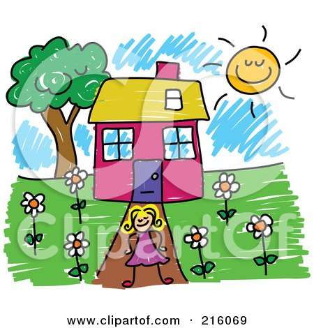 Royalty Free House Illustrations by Prawny Page 1.