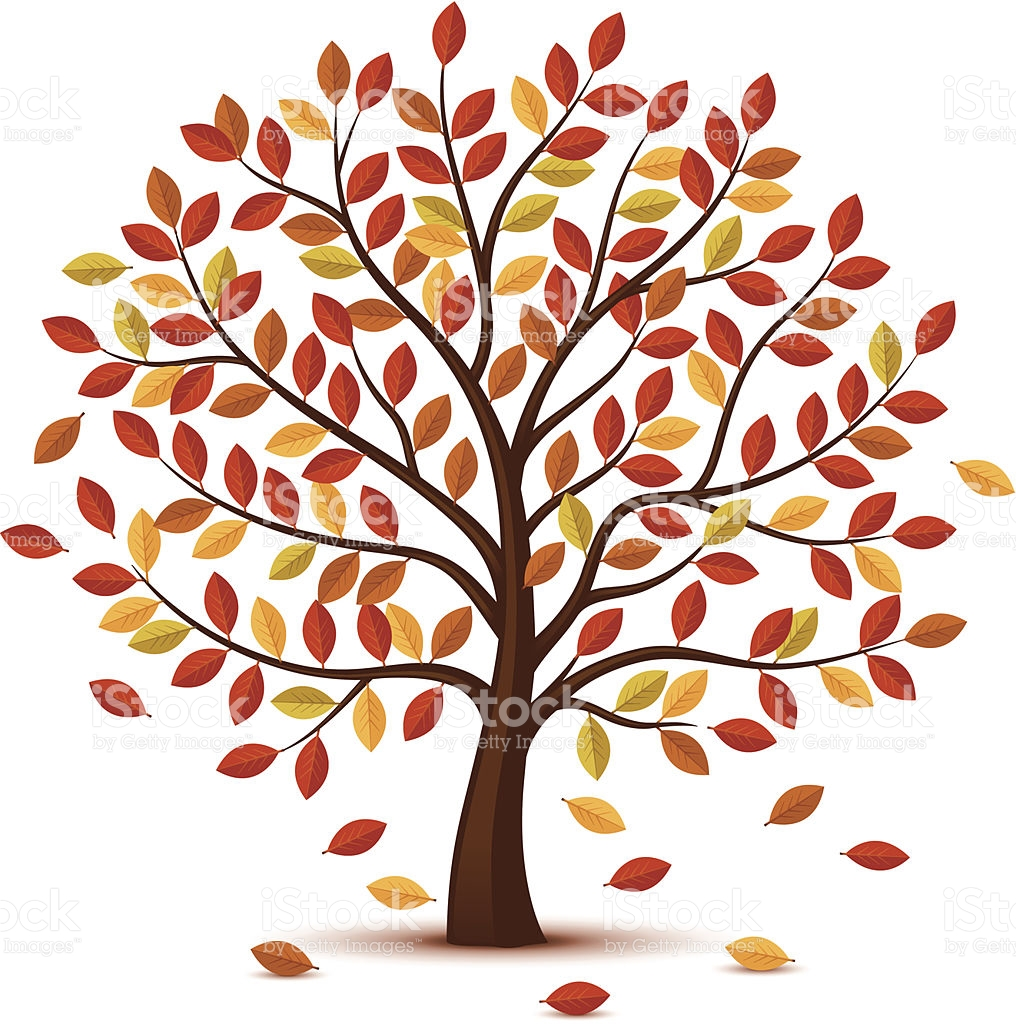 Herbstbaum clipart 10 » Clipart Station.