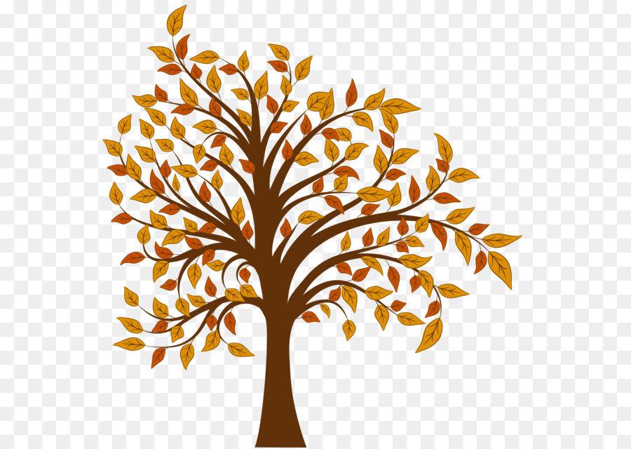 Baum Herbst Clip art.