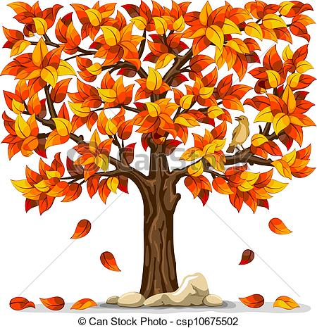 Herbstbaum clipart 1 » Clipart Station.