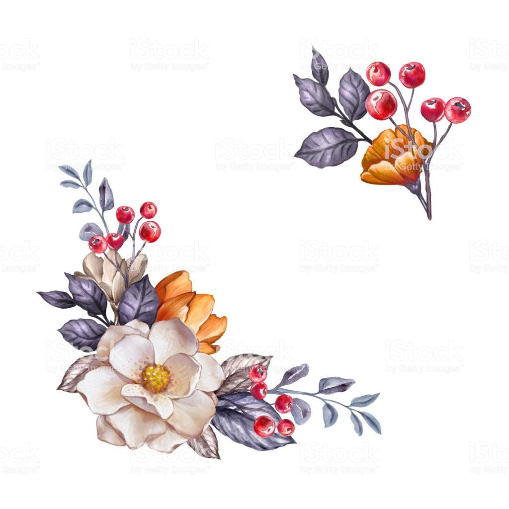 Herbstblumen clipart 8 » Clipart Station.