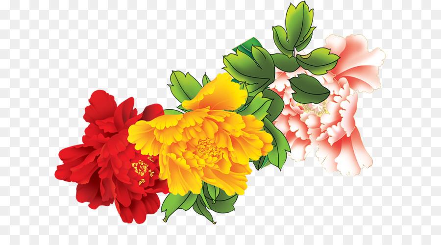 Floral design Blumen clipart.
