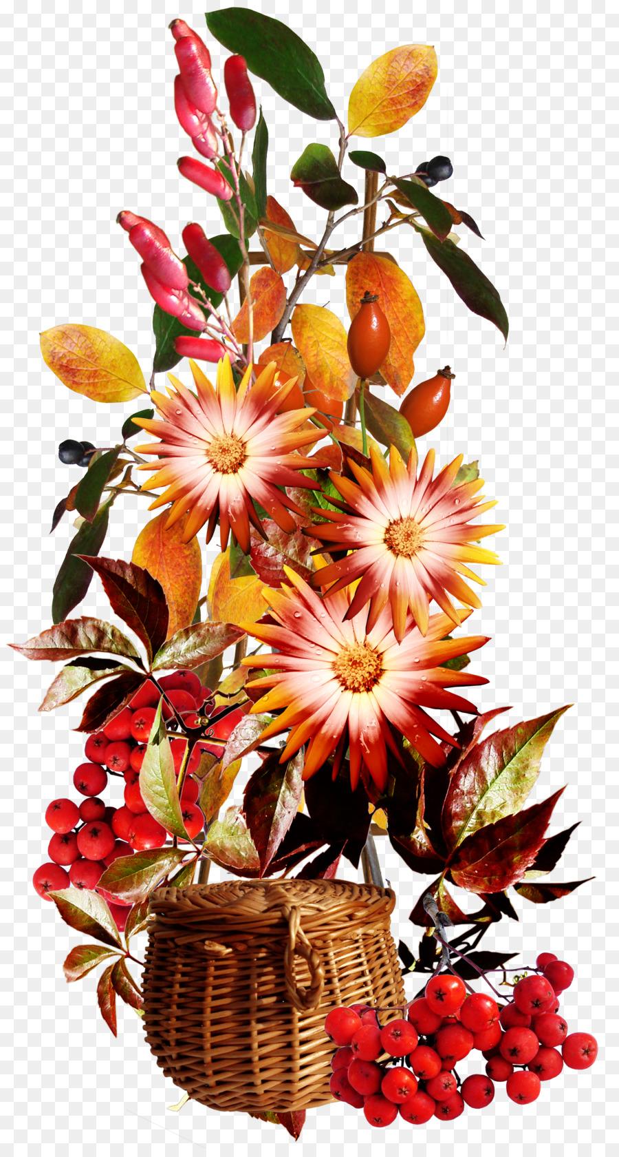Blume, Herbst.
