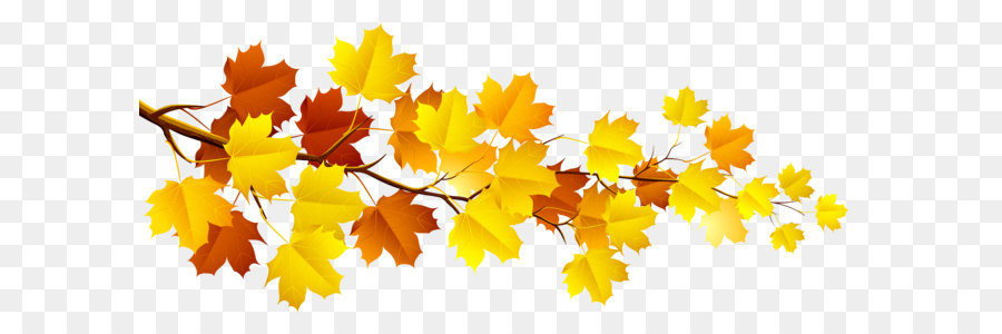 Zweig Autumn Tree Clip art.