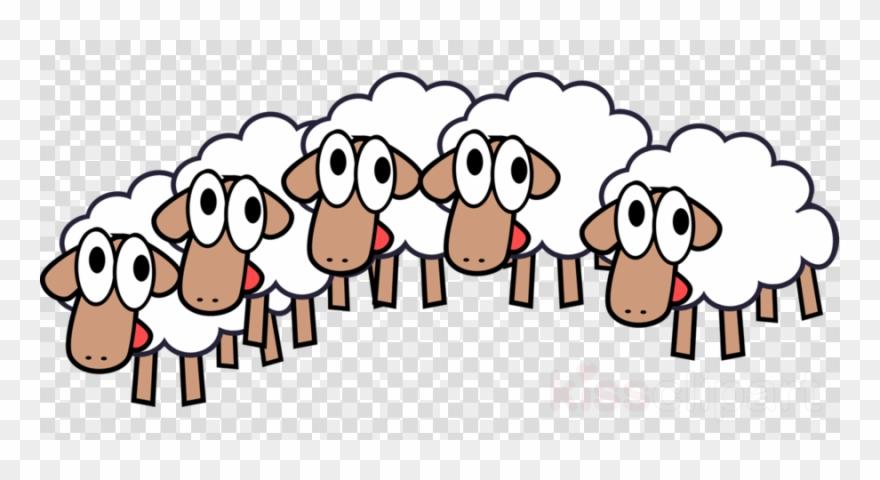 Download Herd Of Sheep Clipart Sheep Herd Clip Art.