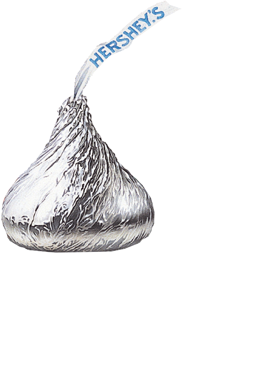 Hershey S Kisses Png & Free Hershey S Kisses.png Transparent.