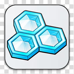 Slate Icon x Icon , HEX EDITOR ICON transparent background.