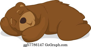 Hibernate Clip Art.
