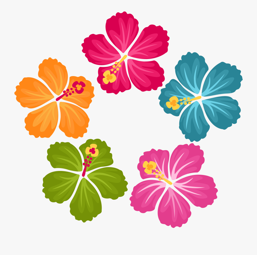 Hibiscus Flowers Flower Clipart, Hibiscus Flowers.