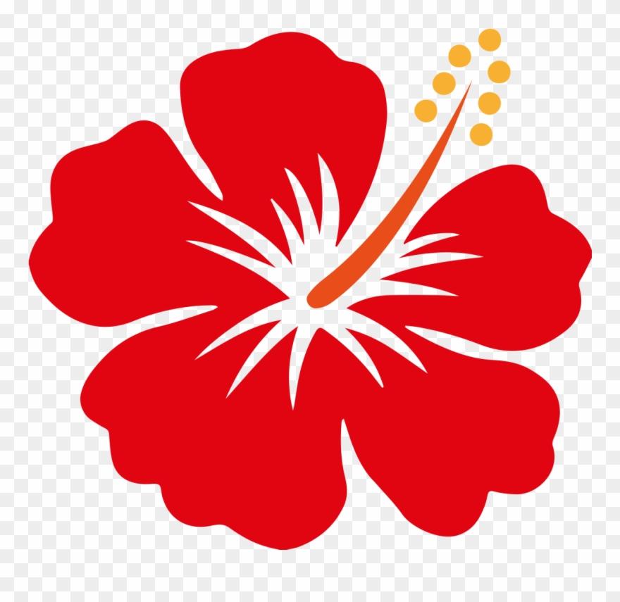 Hibiscus Vector Png.