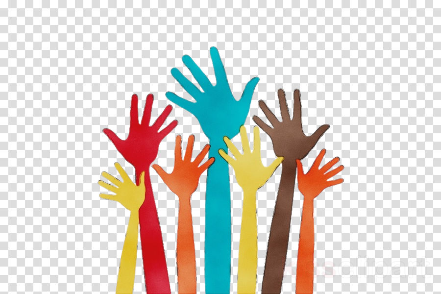 High five clipart.