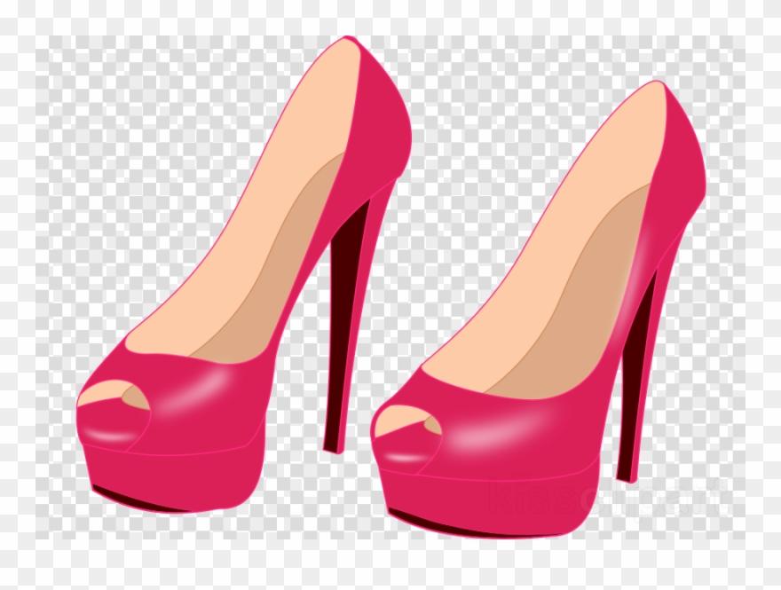 Download Pink High Heels Clip Art Clipart High.