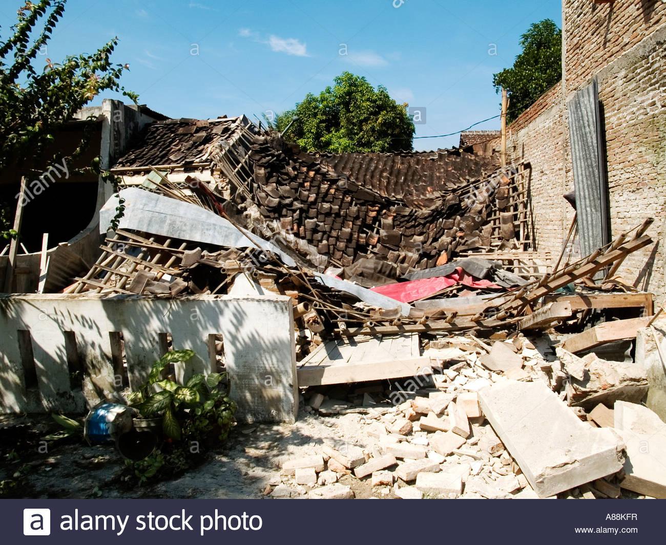 Earthquake House, Scotland 2019.