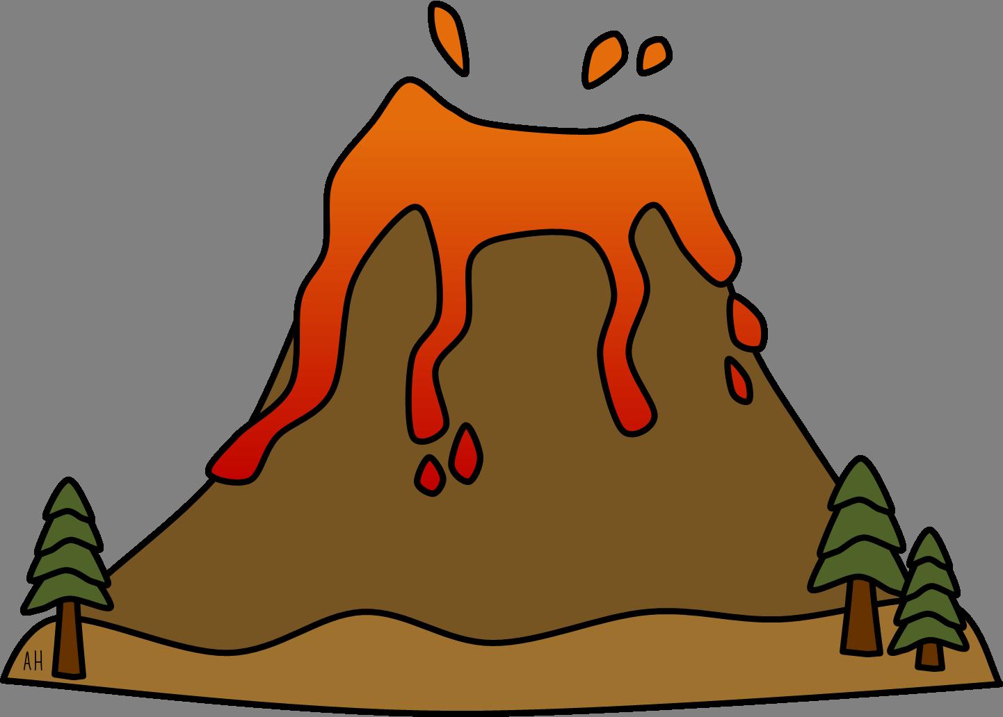 Earthquake clipart volcano, Earthquake volcano Transparent.