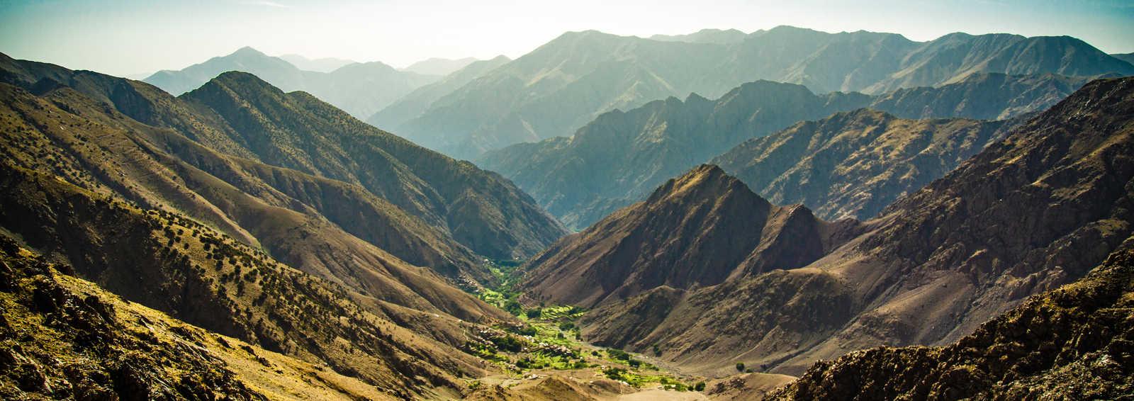 Mt Toubkal Climb.