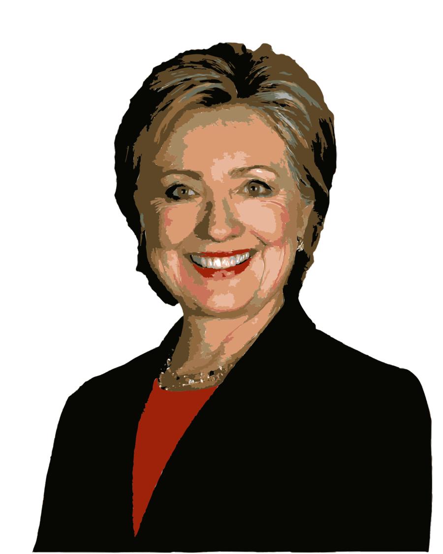 secretary hillary rodham clinton clipart Hillary Clinton US.