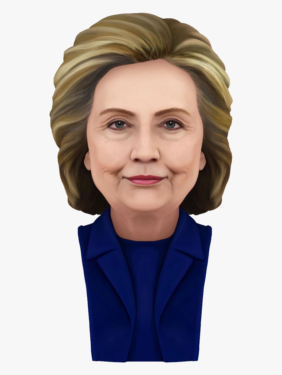 Hillary Clinton Png , Transparent Cartoon, Free Cliparts.