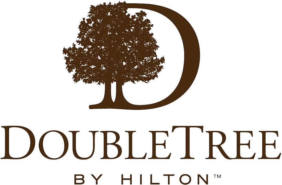 Doubletree By Hilton Hotel Logo , Transparent Cartoon.