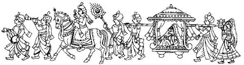 Clipart Hindu Wedding Symbols.