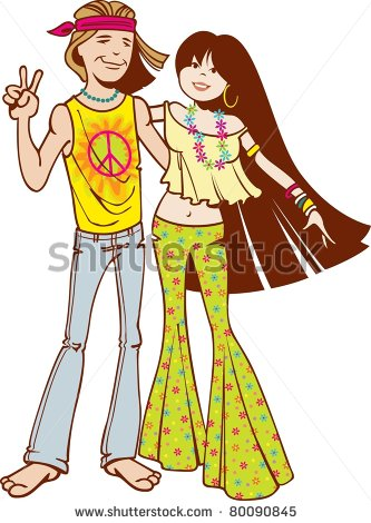 Free hippy clipart 4 » Clipart Station.