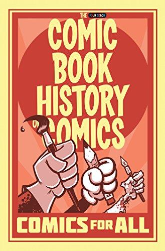 DOWNLOAD EBOOK [PDF] Comic Book History of Comics: Comics.
