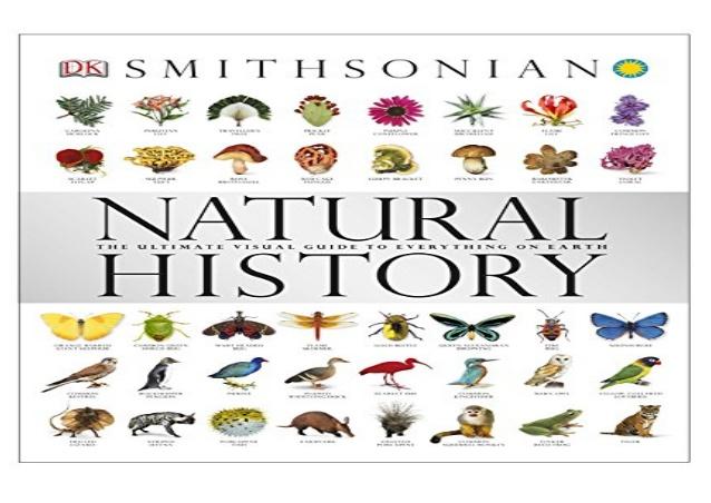 free [download] pdf Natural History: The Ultimate Visual.