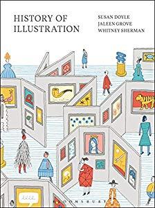 ▫ Libro Free History of Illustration Susan Doyle Jaleen.
