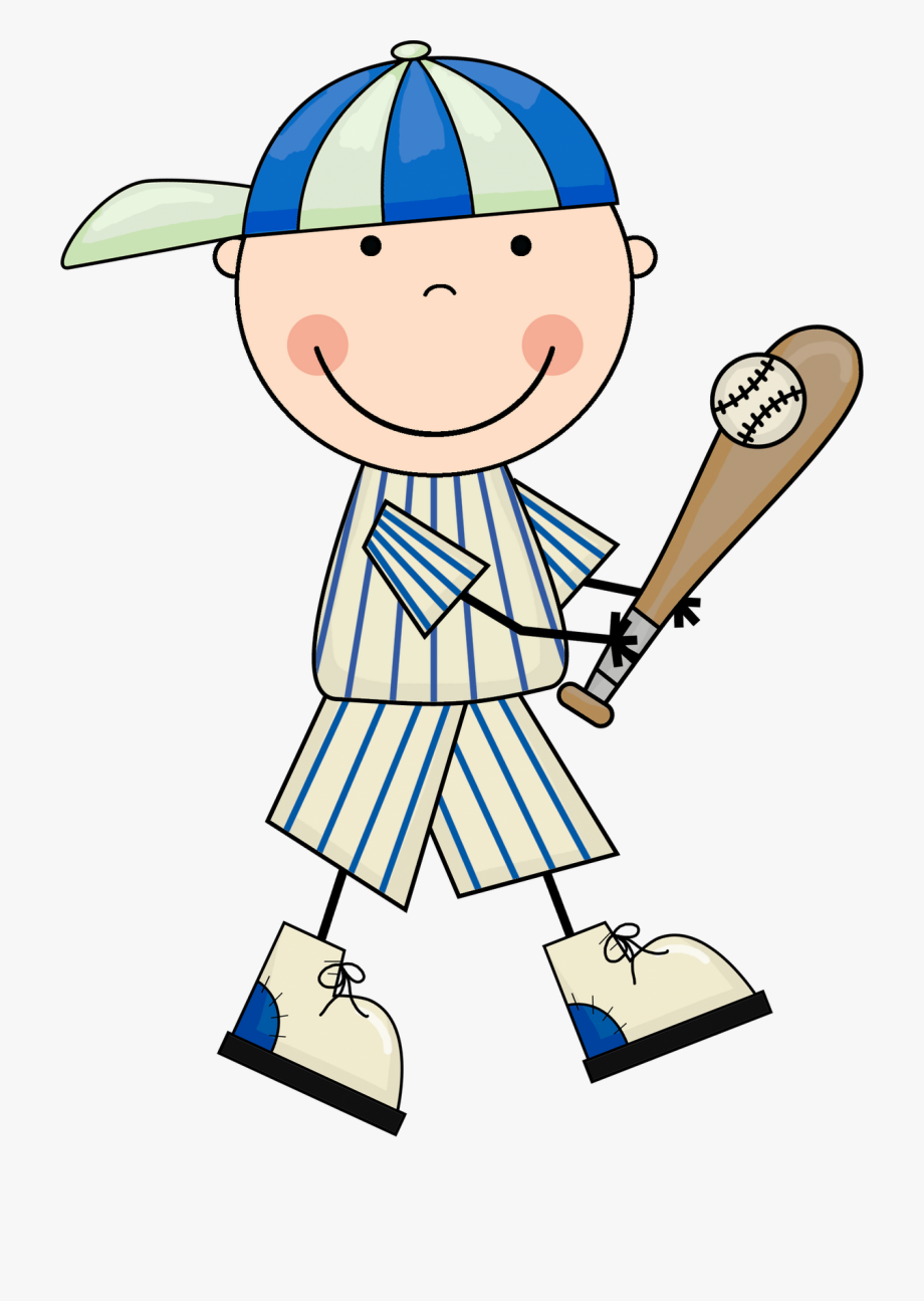 Clipart Of Hit, Hits And Baseball.