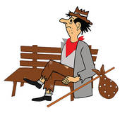 Free hobo clipart 2 » Clipart Station.