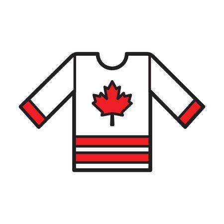 Clipart hockey jersey 1 » Clipart Station.