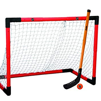 Amazon.com : Franklin Sports Hockey Goal Set.