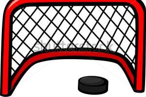 Hockey net clipart 1 » Clipart Station.