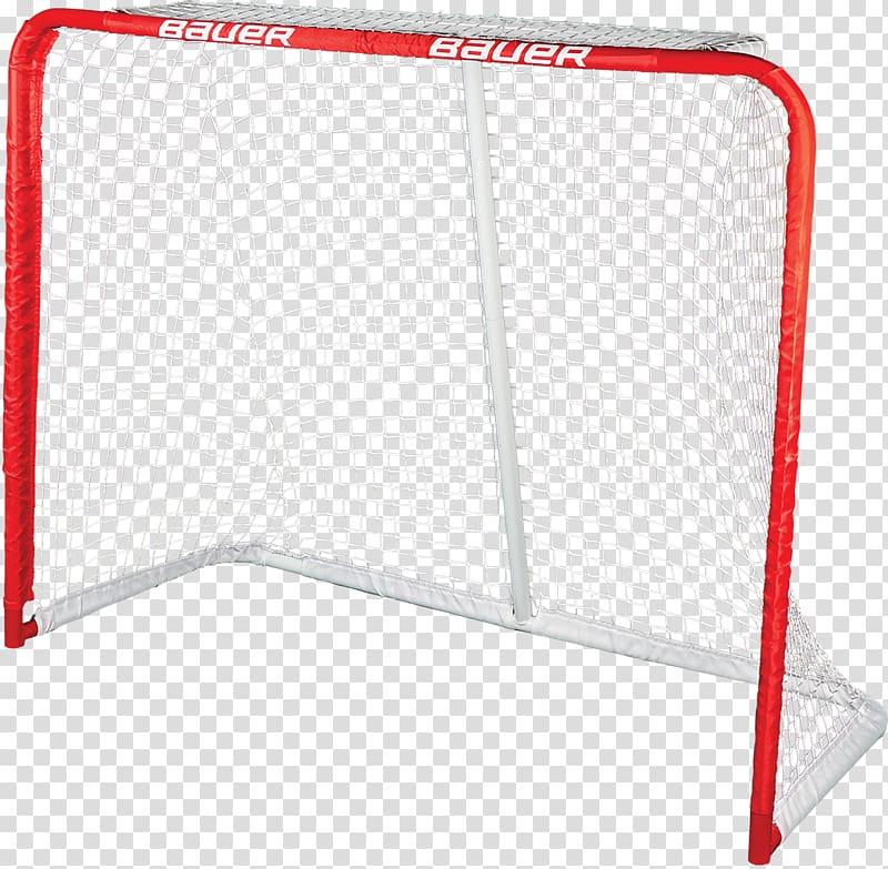 Bauer Hockey Street hockey Goal Ice hockey, goal transparent.