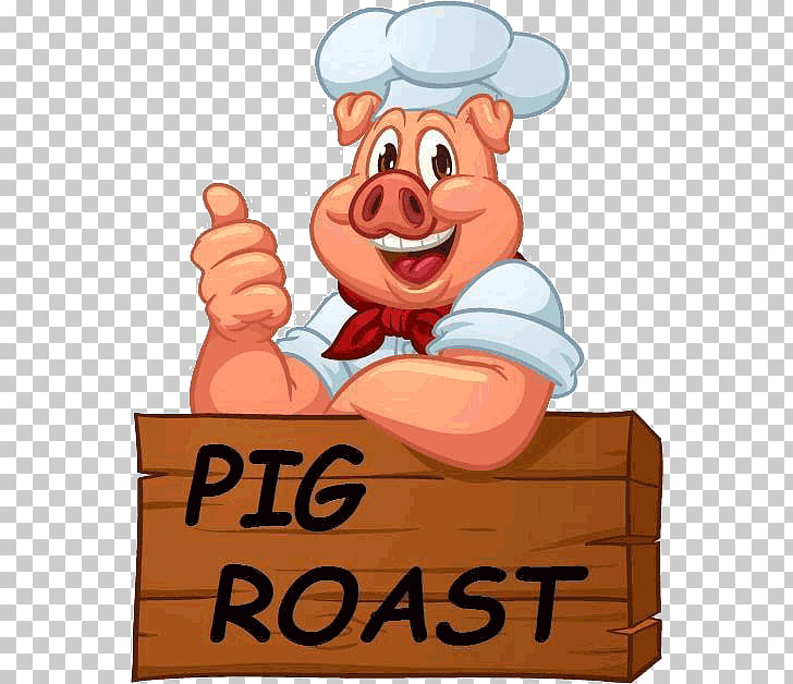 Pig roast Roasting Barbecue Roast chicken, Pig Roast PNG.