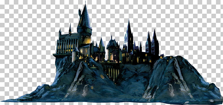Harry Potter Hogwarts Wall decal Sticker, Castle Collections.