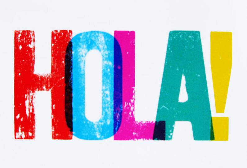 Spanish hola clipart 12 » Clipart Station.